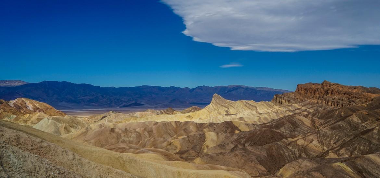 Zabriskie Pont, Death Valley National Park